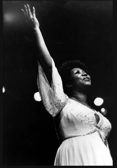 We Lived in the Age of Aretha